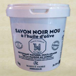 Marius Fabre Soft Black Soap Paste